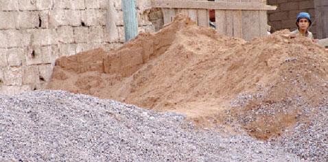 Inquiétante léthargie du marché des matériaux de construction
