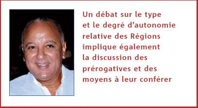 Abdelali Doumou, économiste : quelle régionalisation pour le Maroc?