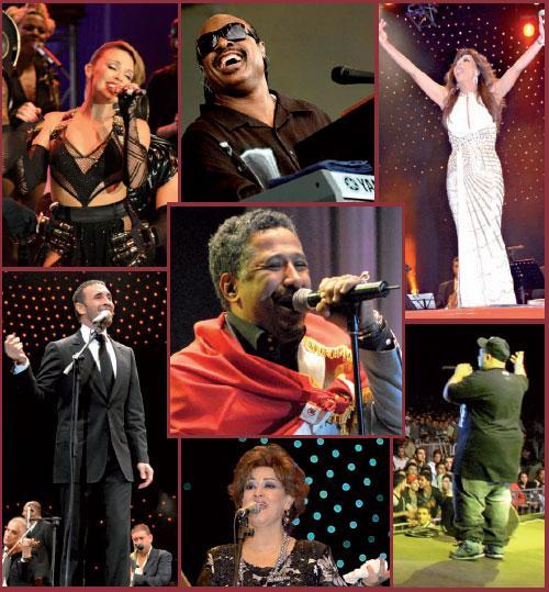L'an IX de Mawazine : Santana, Sting, BB King, Elton John… , du grand spectacle en perspective