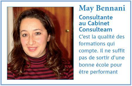 La formation dans l'hôtellerie-restauration : Entretien avec May BENNANI, Consultante au Cabinet Consulteam