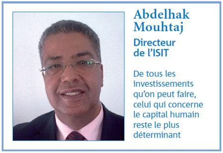 La formation dans l'hôtellerie-restauration : Entretien avec Abdelhak MOUHTAJ, Directeur de l'ISIT