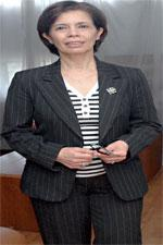 Najia Hajjaj Hassouni : une rhumatologue qui fait partie du gotha mondial de la médecine