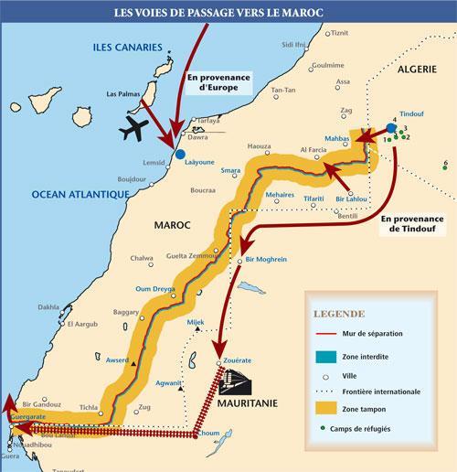 Comment Les Ralli 233 S Du Polisario Vivent Leur Retour Au
