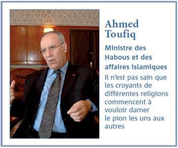 Ahmed Toufiq: Tout le monde peut donner un avis mais ce ne sera pas une fatwa