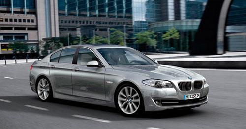 BMW série 5 : le premier modèle essence vendu à partir de 550 000 DH