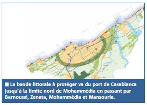 Zone littorale Casa – Mohammédia constructible ou pas ? La polémique enfle