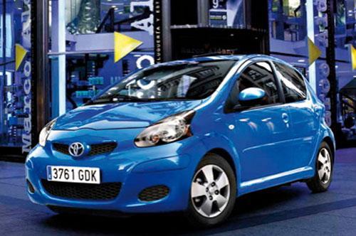 4 ans après son lancement en Europe, la Toyota Aygo arrive au Maroc