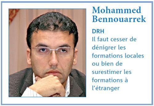 Relancer sa carrière avec un nouveau diplôme : Avis de Mohammed BENNOUARREK, DRH