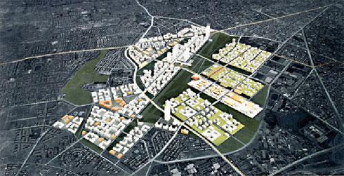 Nouvelle cité d'Anfa : le délogement des militaires et des résidents retarde les travaux d'aménagement