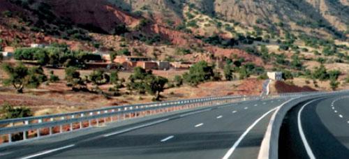 Autoroutes : Agadir désormais à 2 heures de Marrakech et 7 à partir de Tanger