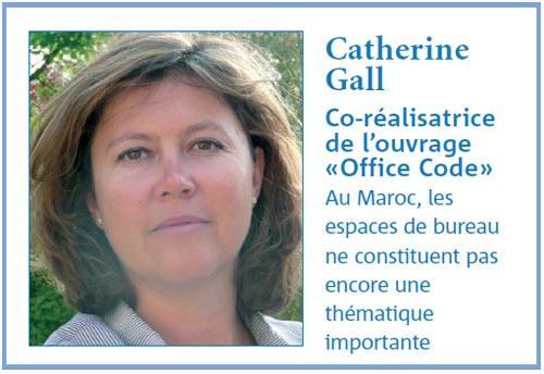 """Stagnation, ennui au travail et comment relancer sa carrière : Avis de Catherine GALL, Co-réalisatrice de l'ouvrage """"Office Code"""""""