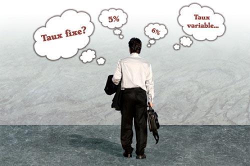 Crédit immobilier : passez au taux fixe, avant l'inévitable hausse
