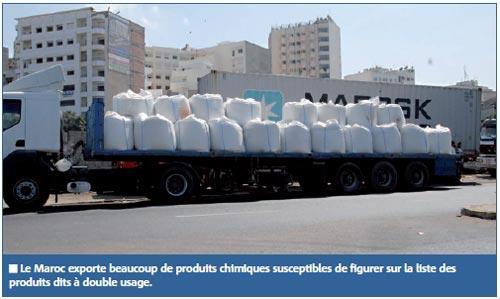 Le Maroc prépare sa législation pour le contrôle des échanges de produits dangereux