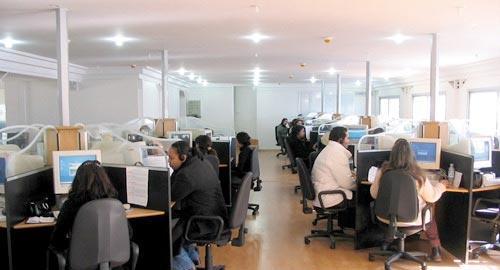 Call centers : malgré la conjoncture défavorable, une croissance de l'activité à deux chiffres
