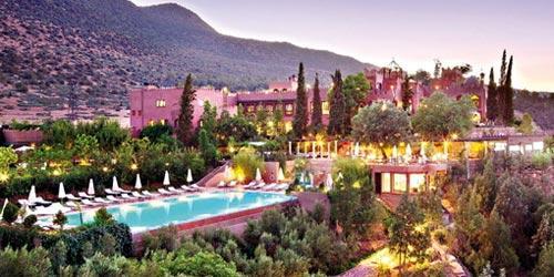 Richard Branson obligé de recapitaliser son hôtel Kasbah Tamadot d'Asni pour cause de rentabilité en berne