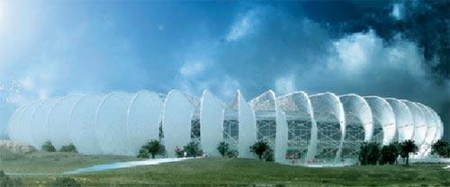 Le grand stade de Casa sera construit à Tit-Mellil