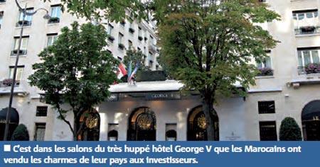 Emprunt en euros : dans les coulisses de l'étape parisienne du Road-Show de Salaheddine Mezouar
