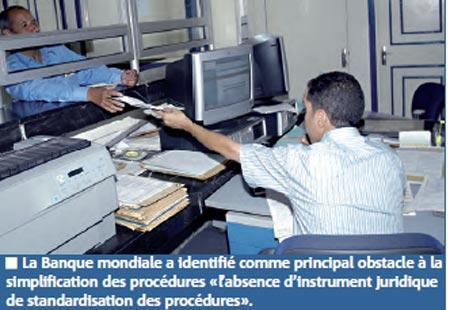 Modernisation de l'Administration : sur 800 procédures répertoriées, 240 déjà simplifiées