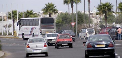 Les tout premiers jours de l'entrée en vigueur du Code de la route…