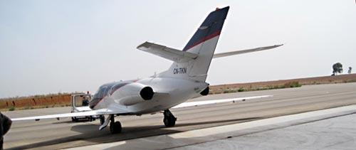 Aéroport de Benslimane : 500 MDH investis… pour une infrastructure non ouverte aux vols internationaux !