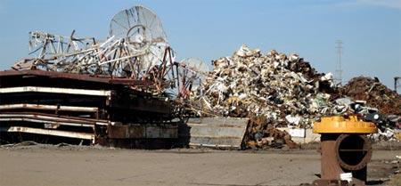 Déchets industriels : 800 000 tonnes produits chaque année mais très peu de recyclage