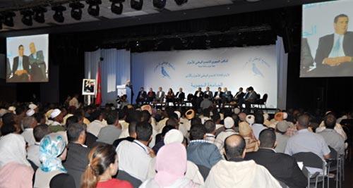 Jeunes, élites, femmes, société civile…, le RNI pousse les feux en région