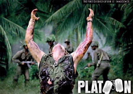 «Platoon», de la guerre et de ses travers