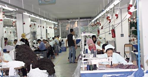 Après un début d'année catastrophique, les exportations textiles reprennent le chemin de la croissance