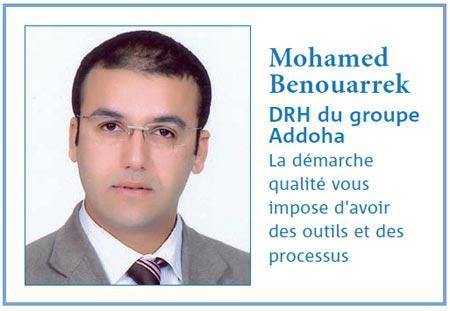 Certification qualité : Interview avec Mohamed Benouarrek, DRH du groupe Addoha