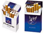Première au Maroc, des cigarettes étrangères fabriquées localement