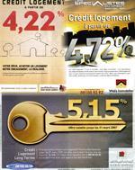 Crédit immobilier : les hostilités sont rouvertes