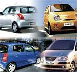 Bataille sur le créneau des voitures à bas prix