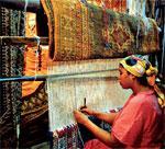 Exportations de tapis : objectif 500 000 m2 en 2012