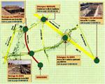 Echangeurs, trémies, ponts…, les grands chantiers lancés à Casablanca