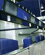 Le terminal 2 porte la capacité de l'aéroport Med V à 10 millions de passagers par an