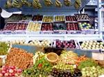 Fruits et légumes : légère baisse des prix en janvier