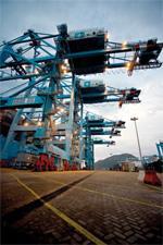Tanger-Med : 250 000 conteneurs transbordés en moins d'un an !
