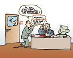 Profession «mouchard»