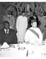 Renaissance de la politique africaine du Maroc