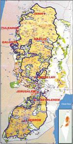 Le Mur de l'apartheid en Cisjordanie : chronique d'une dépossession annoncée