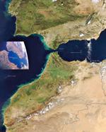 Gibraltar s'émancipe !  Et Sebta et Mellilia ?