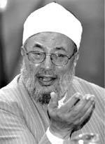 Youssouf Al-Qaradawi,  un prédicateur au double langage