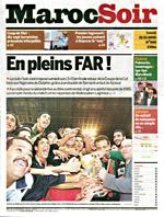 «Maroc soir» nouvelle formule en kiosque