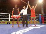 Les Marocains font un tabac aux  championnats du monde de thaï-boxing