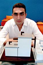 Hicham Lahlou, champion du design marocain