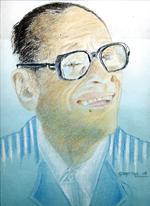 Naguib Mahfouz, le maître du Caire