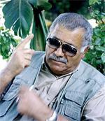 Ali Haddani, un homme de paroles