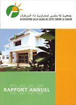 Le rapport d'activité 2006  de l'Association Lalla Salma contre le cancer