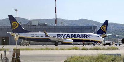 Ryanair, poursuivi pour travail dissimulé, fixé sur son sort