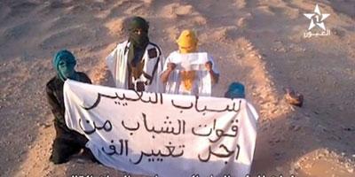 Sahara : «Jeunes du changement» contre Polisario